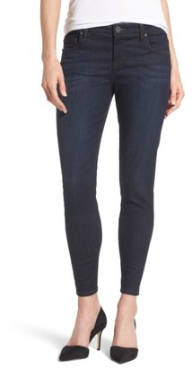 Women's Kut From The Kloth Connie Zip Back Skinny Ankle Jeans $89 thestylecure.com