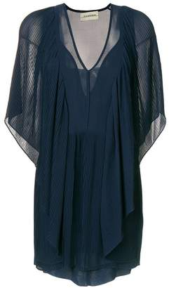 By Malene Birger draped v-neck dress