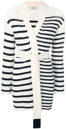Pringle striped cashmere cardigan