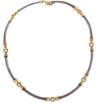 Charriol Two-Tone Collar Necklace