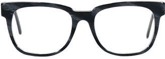 RetroSuperFuture Super People Optical Black Horn
