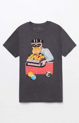 RVCA x Luke Pelletier Gorilla T-Shirt