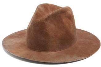BEIGE Reinhard plank hats Reinhard Plank Hats - Norma Felt Fedora - Womens