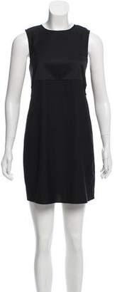 Alexander Wang Silk Paneled Dress