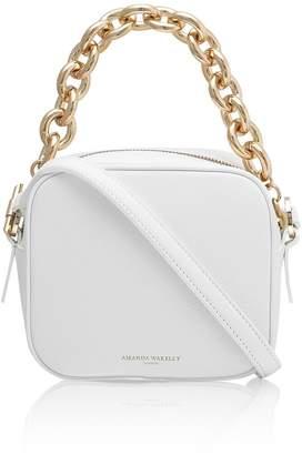 Amanda Wakeley Jackson White Pochette Bag