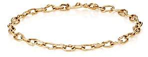 Dean Harris Men's Tiberius Oval-Chain Bracelet - Gold
