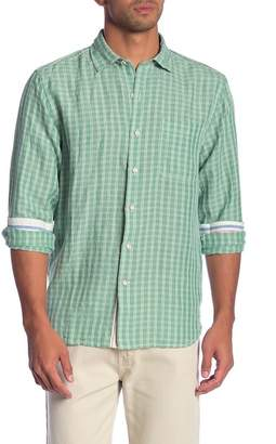 Tommy Bahama Sand Plaid Print Shirt