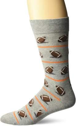 Hot Sox Men's Football Crew Sock