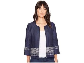 Pendleton Embroidered Zip Jacket Women's Jacket