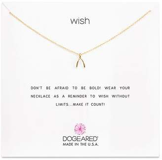Dogeared Wish Necklace, 16""