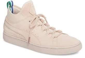 Puma x Big Sean Mid Suede Sneaker