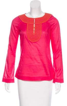 Tory Burch Long Sleeves Top