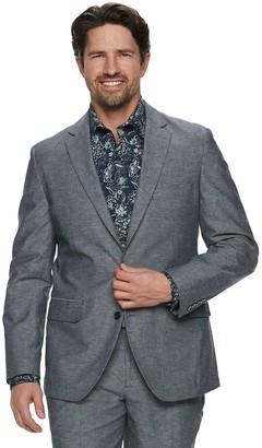 Apt. 9 Men's Slim-Fit Stretch Linen-Blend Suit Jacket