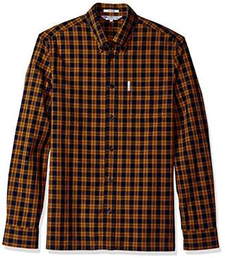 Ben Sherman Men's 80'S Tartan Archive Shirt