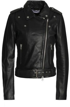 Muu Baa Muubaa Leather Biker Jacket