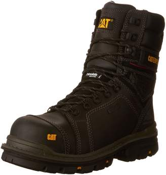 Caterpillar Footwear Men's Hauler 8-Inch WP TX CT CSA Work Boot