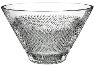 Waterford Diamond Line Bowl (25cm)