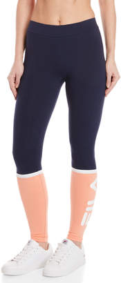 Fila Paloma Contrast Cuff Leggings