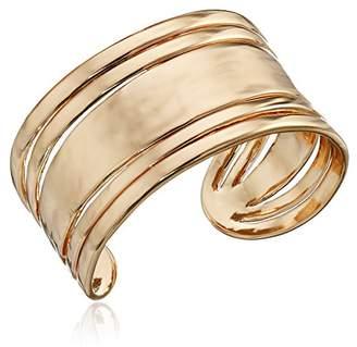 Sam Edelman Open Metal Cuff Bracelet