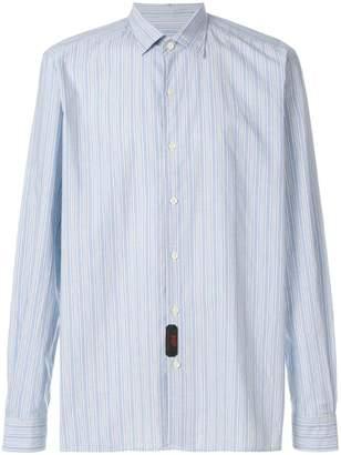 Piombo Mp Massimo striped shirt