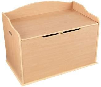 Kid Kraft Austin Toy Box, Natural