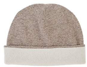 Barneys New York WOMEN'S DOUBLE-FACED CASHMERE HAT