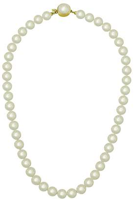 """Majorica Simulated Pearl Necklace, 16"""""""