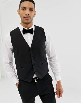 Selected tuxedo suit vest