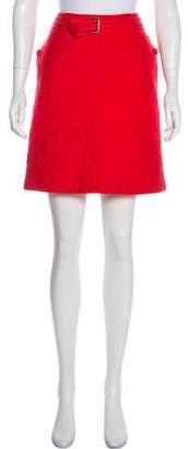 Fendi Pencil Knee-Length Skirt