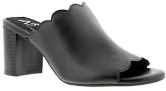 Aerosoles Scallop Peep-Toe Mules