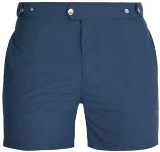 Solid & Striped The Kennedy Swim Shorts - Mens - Navy