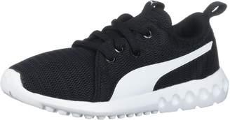 Puma Boy's Carson 2 Jr Sneakers, Quiet Shade White