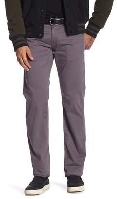 Mavi Jeans Zach Dark Grey Twill Straight Pants
