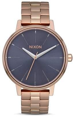Nixon The Kensington Blue Dial Watch, 37mm