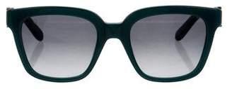 Salvatore Ferragamo Tinted Square Sunglasses