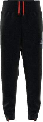 adidas Boy's Drop-Crotch Pants