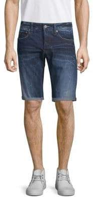 G Star 3301 Low Tapered Denim Shorts