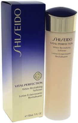 Shiseido Vital-perfection White Revitalizing Softener Enriched Moisturizer, 5 Ounce