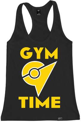 Pokemon FTD Apparel Women's Gym Time Racerback Tank Top