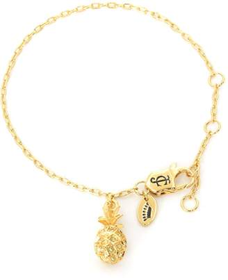 Juicy Couture Pineapple Wishes Bracelet