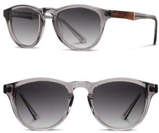 Shwood 'Francis' 49mm Sunglasses