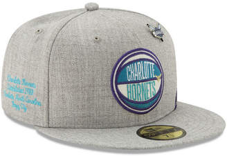 New Era Charlotte Hornets 2019 On-Court Collection 59FIFTY Fitted Cap