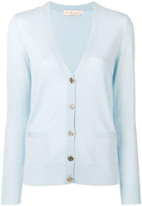 Tory Burch buttoned knitted cardigan