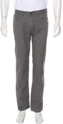 Michael Kors Five-Pocket Twill Pants