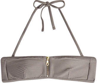 Heidi Klein Zipped Bikini Top