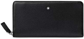 Montblanc Meisterstück Soft Grained Zip Wallet