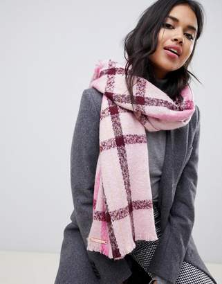 Ted Baker Check Scarf