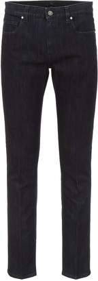 Ermenegildo Zegna Denim Jeans With Five Pockets