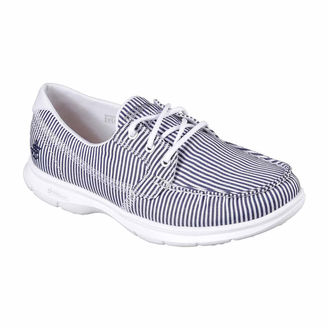 Skechers Go Step Sandy Womens Boat Shoes $75 thestylecure.com