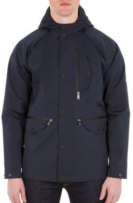 Ben Sherman British Beat Sharp Hooded Jacket